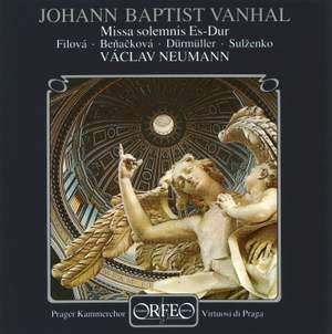 Vanhal: Missa Solemnis in E-Flat Major