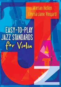 Easy-to-play Jazz Standards for Violin