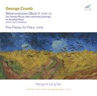Crumb: Metamorphoses, Book 1 & 5 Pieces for Piano
