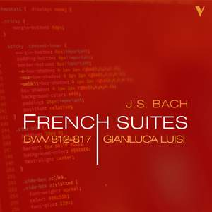 Bach: French Suites, BWV 812-817