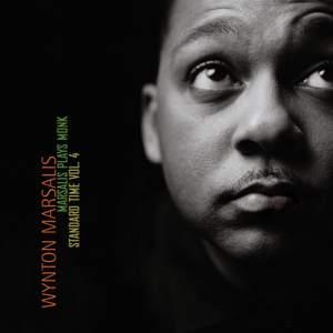 Marsalis Plays Monk - Standard Time Vol. 4