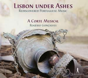Lisbon Under Ashes Product Image