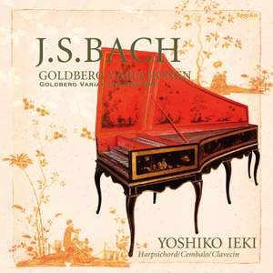 Bach: Goldberg Variations, BWV 988 Product Image