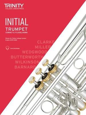 Trumpet Exam Pieces 2019-2022 Initial: Trumpet, Cornet & Flugelhorn