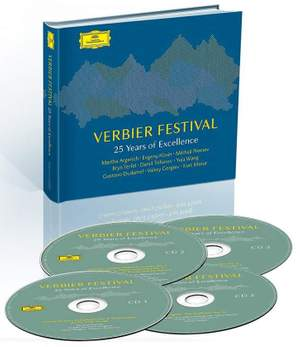 Verbier Festival: 25 Years of Excellence Product Image