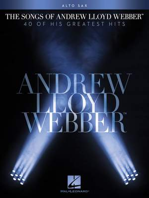 Andrew Lloyd Webber: The Songs of Andrew Lloyd Webber