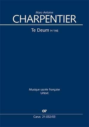 Charpentier: Te Deum, H146
