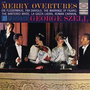 George Szell Conducts Merry Overtures