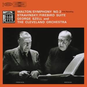 Stravinsky: Firebird Suite - Walton: Symphony No. 2