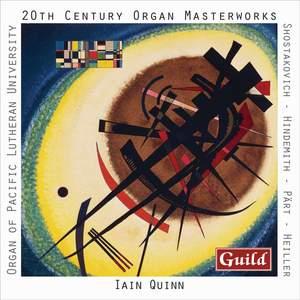 20th Century Organ Masterworks