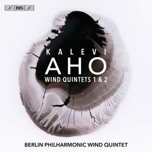 Kalevi Aho: Wind Quintets Nos. 1 & 2 Product Image
