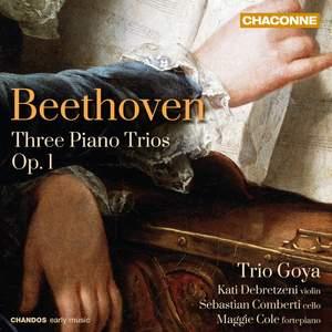 Beethoven: Piano Trios Nos. 1-3