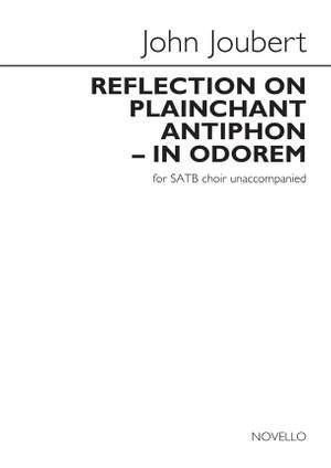 John Joubert: Reflection On Plainchant Antiphon - In Odorem Product Image