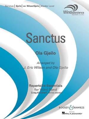 Gjeilo, O: Sanctus