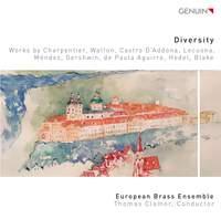 Diversity: Works by Charpentier, Walton, Castro D'Addona, Lecuona, Méndez, Gershwin, de Paula Aguirre, Hodel and Blake