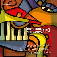Shostakovich: Suite for Jazz No. 2, Concerto for Piano, Trumpet, and String Orchestra & The Golden Age