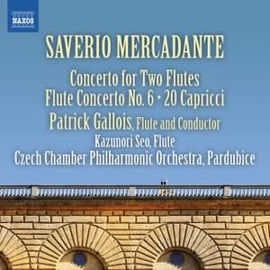 Mercadante: Flute Concertos, Vol. 2 Product Image