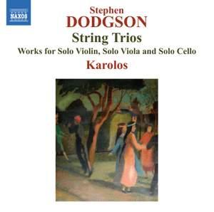 Dodgson: String Trios