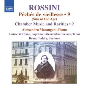 Rossini: Piano Music, Vol. 9