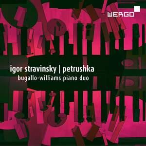Stravinsky: Petrushka, arranged for piano four hands