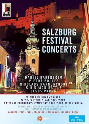 Salzburg Festival Concerts