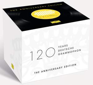 120 Years of Deutsche Grammophon: The Anniversary Edition Product Image