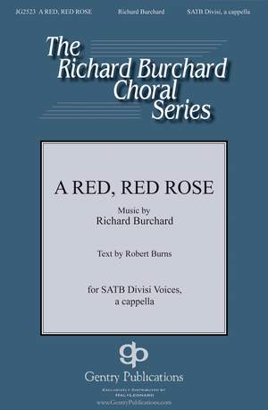 Richard Burchard: A Red, Red Rose