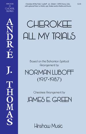 Norman Luboff: Cherokee All My Trials
