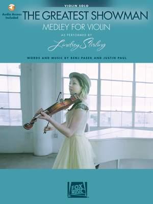 Benj Pasek_Justin Paul: The Greatest Showman - Medley For Violin