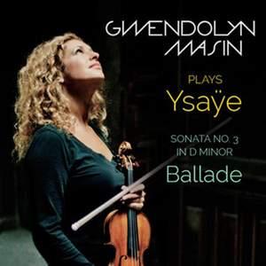 Violin Sonata in D Minor, Op. 27 No. 3 'Ballade'