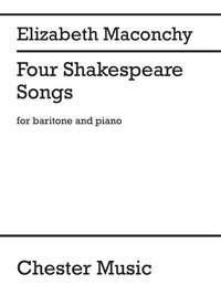 Elizabeth Maconchy: Four Shakespeare Songs