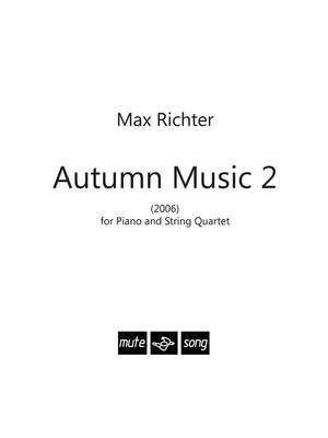 Max Richter: Autumn Music 2