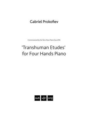 Gabriel Prokofiev: Transhuman Etudes