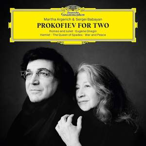 Prokofiev For Two - Vinyl Edition