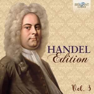 Handel: Edition, Vol. 3