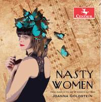 Nasty Women: Piano Music in the Age of Women's Suffrage