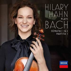 Hilary Hahn Plays Bach - Vinyl Edition Product Image