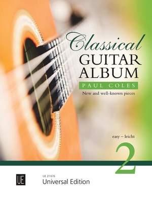 Coles Paul: Classical Guitar Album 2 Band 2