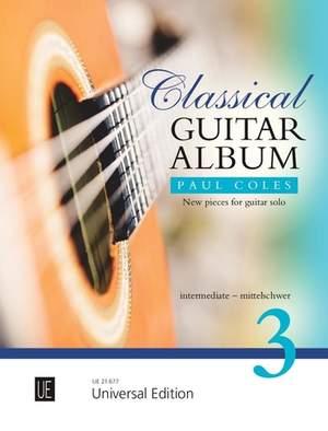Coles Paul: Classical Guitar Album 3 Band 3