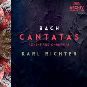 J.S. Bach: Cantatas - Advent and Christmas Product Image