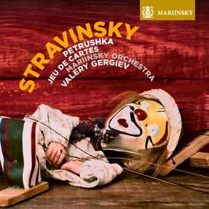 Stravinsky: Petrushka & Jeu de cartes Product Image