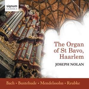 Joseph Nolan plays The Organ of St Bavo, Haarlem Product Image