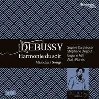 Debussy: Harmonie du soir