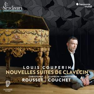 Louis Couperin: Suites for Harpsichord