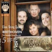 Beethoven String Quartets, Vol. 5
