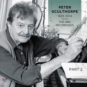 Peter Sculthorpe - The ABC Recordings