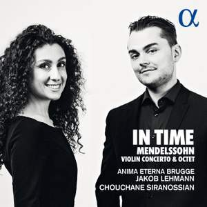 In Time - Mendelssohn: Violin Concerto & Octet
