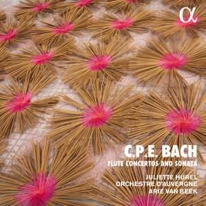 CPE Bach: Flute Concertos and Sonata