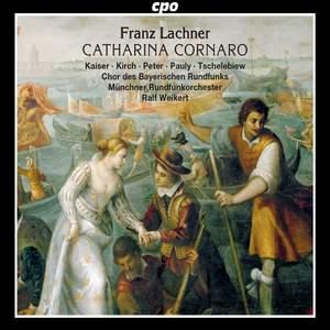 Lachner, F: Catharina Cornaro Product Image