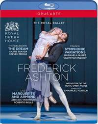 Frederick Ashton: The Dream; Symphonic Variations; Marguerite and Armand